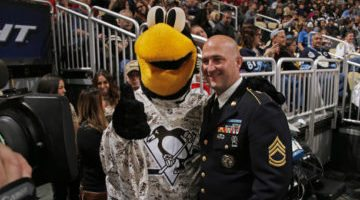 huge discount 4ba01 f01dc Military Appreciation | Pittsburgh Penguins Foundation