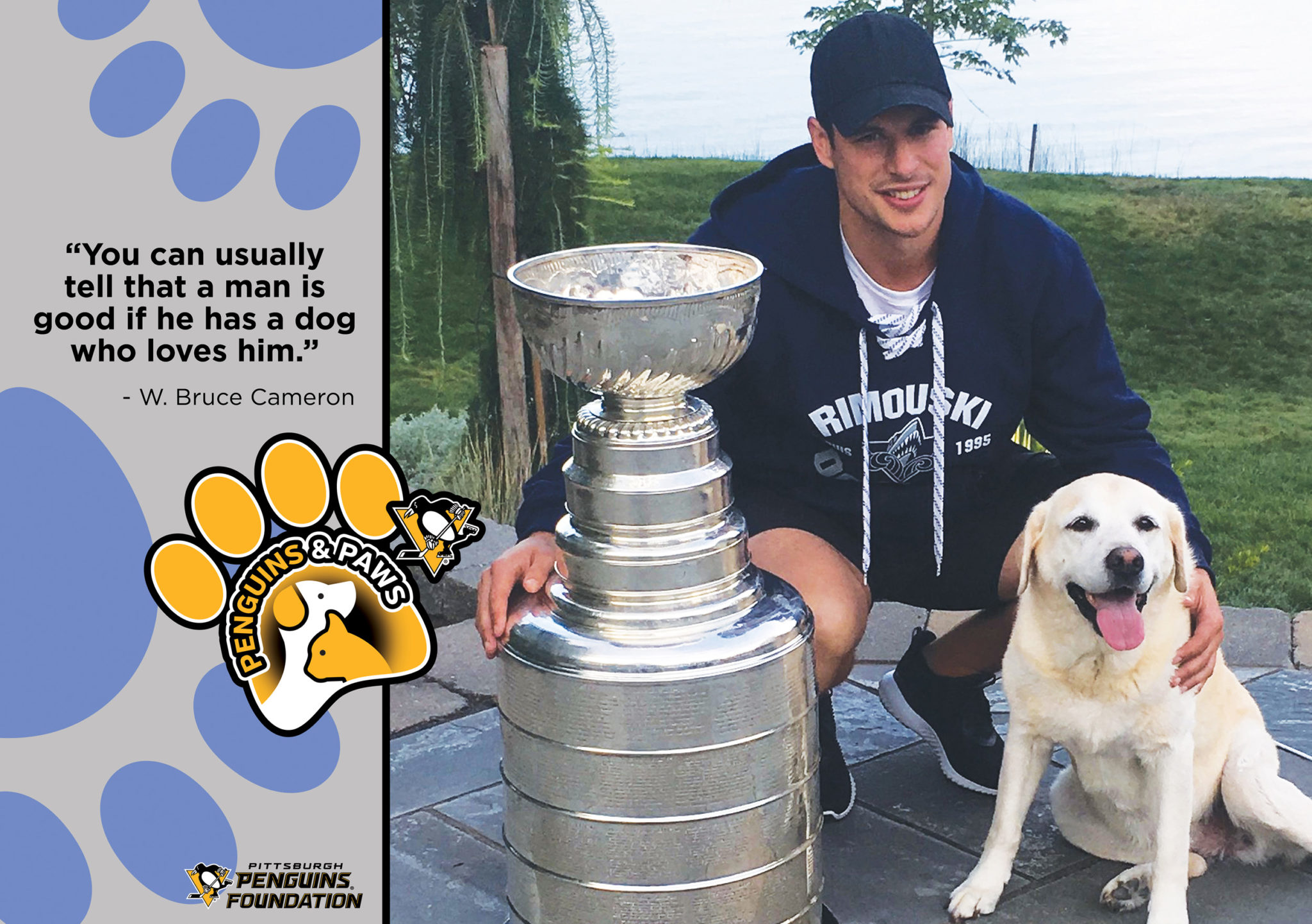 Pittsburgh Calendar 2019 Penguins & Paws Charity Pet Calendar | Pittsburgh Penguins Foundation