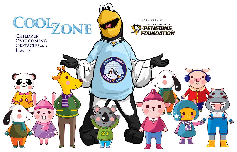C O O L  Zone | Pittsburgh Penguins Foundation