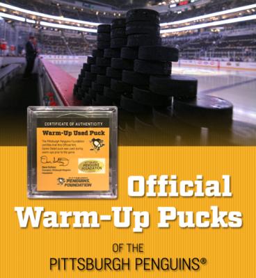 Warm-up pucks