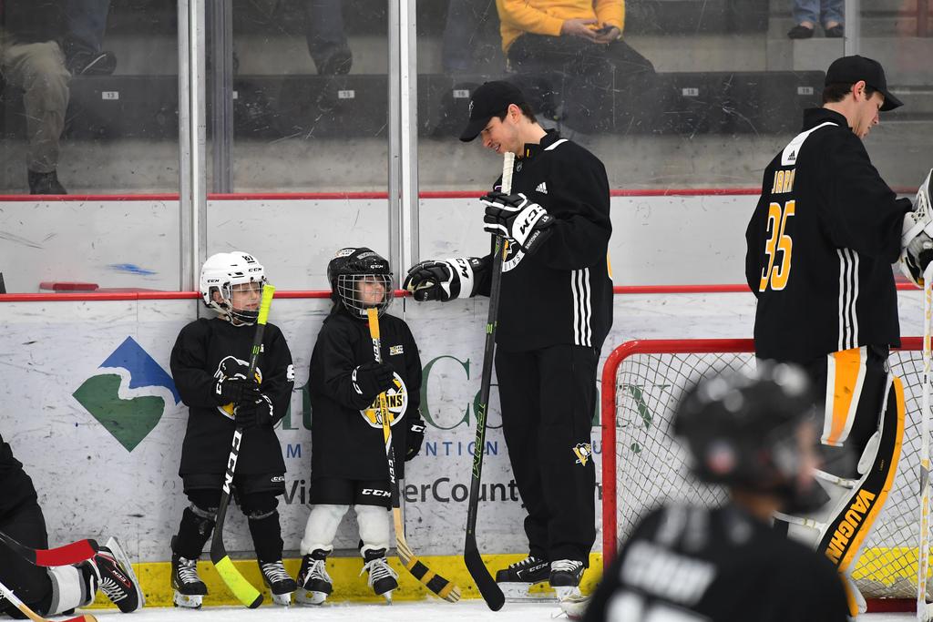 Youth Hockey   Pittsburgh Penguins Foundation