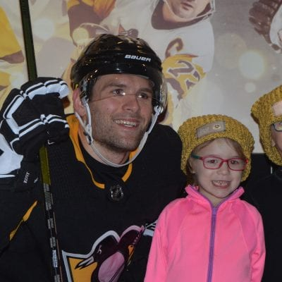 """2884637240b Pittsburgh Penguins Foundation Pledges Proceeds from """"Love Your Melon""""  Beanies to Ronald McDonald House of Pittsburgh and Morgantown"""