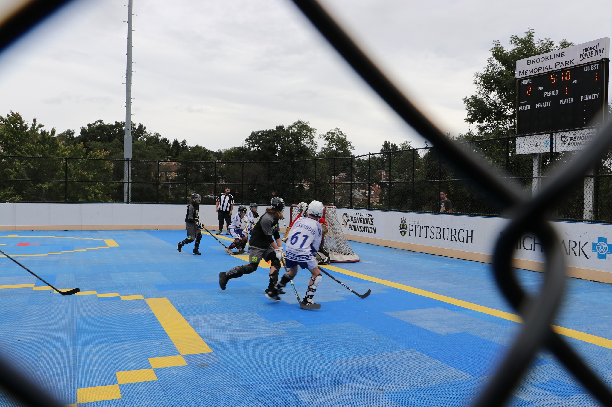 Penguins Foundation Dek Hockey Challenge | Pittsburgh