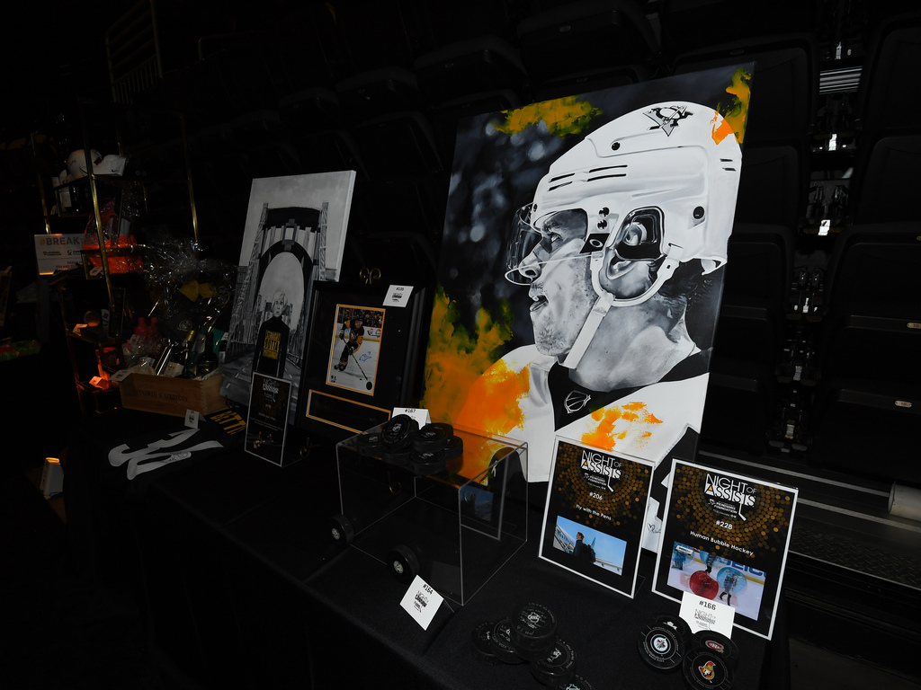 Penguins Foundation Auction